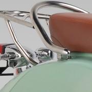 Tauris Roller Capri 125 / 4T Detailansicht hinten