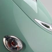 Tauris Roller Capri 125 / 4T Detailansicht vorne