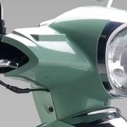 Tauris Roller Capri 125 / 4T Detailansicht Licht vorne