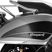 Tauris Roller Capri 50 / 2T Art Collection Detailansicht hinten seite