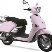 Tauris Roller Capri 50 / 2T in Farbe Pastel Pink
