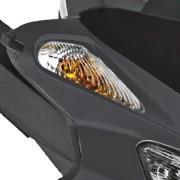 Rieju Roller Cityline 125 Detailansicht Licht vorne