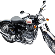 Royal Enfield Motorrad Classic 500 in Farbe Classic Black