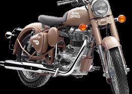 Royal Enfield Motorrad Classic Desert Storm in Farbe Classic Desert Storm
