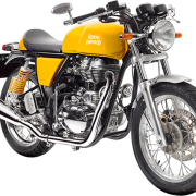 Royal Enfield Motorrad Continental GT in Farbe GT Yellow