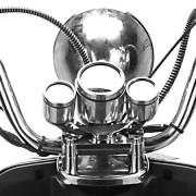 Tauris Roller Corona 50 / 4T Detailansicht Lenker