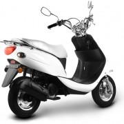 Tauris Roller Corona 50 / 4T in Farbe Weiß