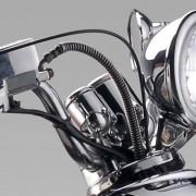 Tauris Roller Cubana 125 / 4T Detailansicht Licht vorne