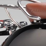 Tauris Roller Cubana 125 / 4T Detailansicht hinten