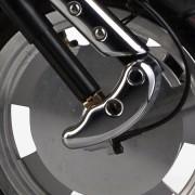 Tauris Roller Cubana 125 / 4T Detailansicht Reifen vorne