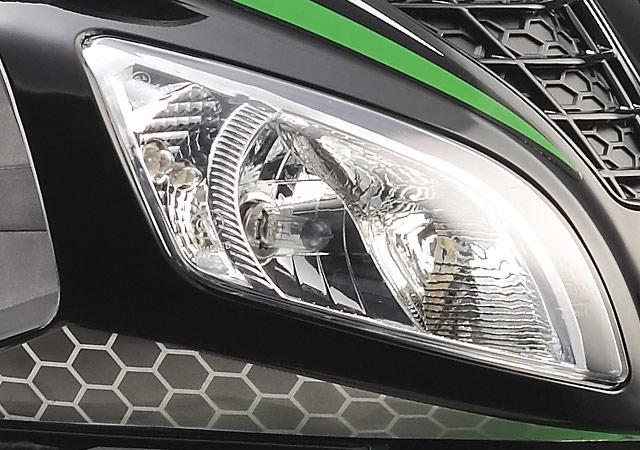 Tauris Roller Estoril 50 / 2T Detailansicht Licht