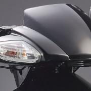 Tauris Roller Estoril 50 / 2T Detailansicht Licht vorne