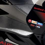 Tauris Roller Fiera 50 / 2T Xtreme Detailansicht Fußfläche