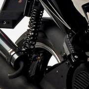 Tauris Roller Fiera 50 / 2T Xtreme Detailansicht Auspuff