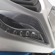 Tauris Roller Firefly 50 / 2T Detailansicht Licht vorne