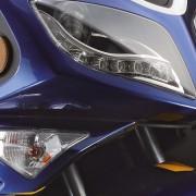 Tauris Roller Firefly 50 / 2T Racing Detailansicht Licht vorne