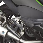 Tauris Roller Firefly 50 / 2T Racing Detailansicht Auspuff