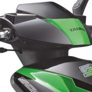 Tauris Roller Firefly 50 / 2T Racing Detailansicht Lenker