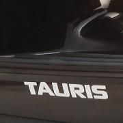 Tauris Roller Freccia 125 / 4T Detailansicht Fußfläche