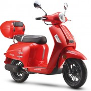 Tauris Roller Freccia 125 / 4T in Farbe Rot