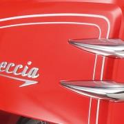 Tauris Roller Freccia 50 / 4T Detailansicht Logo