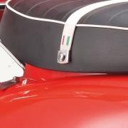 Tauris Roller Freccia 50 / 4T Detailansicht Sitzfläche