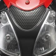 Tauris Roller Fuego II 50 / 2T Sport Detailansicht Lichter vorne