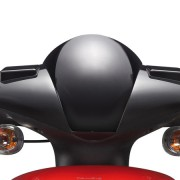Tauris Roller Fuego II 50 / 2T Sport Detailansicht Lenker vorne