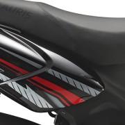 Tauris Roller Fuego II 50 / 2T Sport Detailansicht Sitzfläche