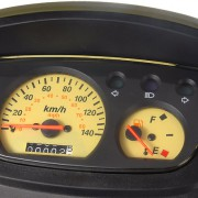 Tauris Roller Movida 50 / 2T Detailansicht Tachometer