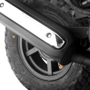 Tauris Roller Movida 50 / 2T Detailansicht Auspuff