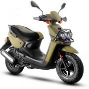 Tauris Roller Movida 50 / 2T in Farbe Grün