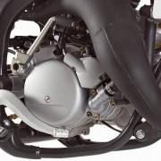 Rieju Motorrad MRT Europa III 50 Detailansicht Seite