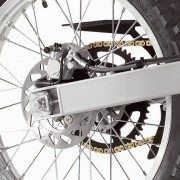 Rieju Motorrad MRT Europa III 50 Detailansicht Reifen