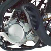 Rieju Motorrad MRT Europa III Supermoto 50 Detailansicht seite