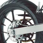 Rieju Motorrad MRT Europa III Supermoto 50 Detailansicht Reifen