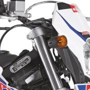 Rieju Motorrad MRT Freejump Supermoto 50 Detailansicht vorne