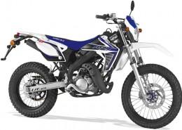 Rieju Motorrad MRT Lite Cross 50 in Farbe Blau