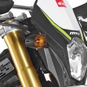 Rieju Motorrad MRT Pro Cross 50 Detailansicht Licht vorne