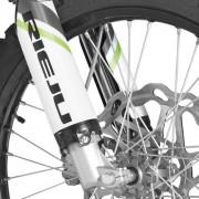 Rieju Motorrad MRT Pro Cross 50 Detailansicht Reifen vorne