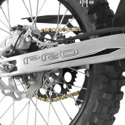 Rieju Motorrad MRT Pro Cross 50 Detailansicht Reifen hinten
