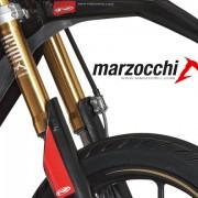 Rieju Motorrad MRT Pro Supermoto 50 Detailansicht vorne