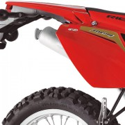 Rieju Motorrad MRT Racing 50 Detailansicht hinten