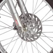 Rieju Motorrad MRT Racing 50 Detailansicht Speichen