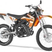 Rieju Motorrad MRT Racing 50 in Orange