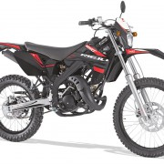 Rieju Motorrad MRT Racing 50 in Schwarz