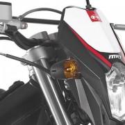 Rieju Motorrad MRT SM 125 Detailansicht vorne