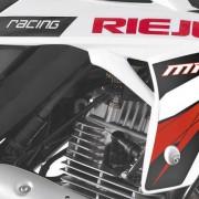 Rieju Motorrad MRT SM 125 Detailansicht seite