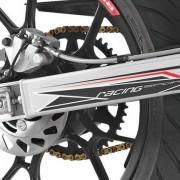 Rieju Motorrad MRT SM 125 Detailansicht Reifen