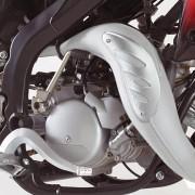 Rieju Motorrad MRT SM Racing 50 Detailansicht seite